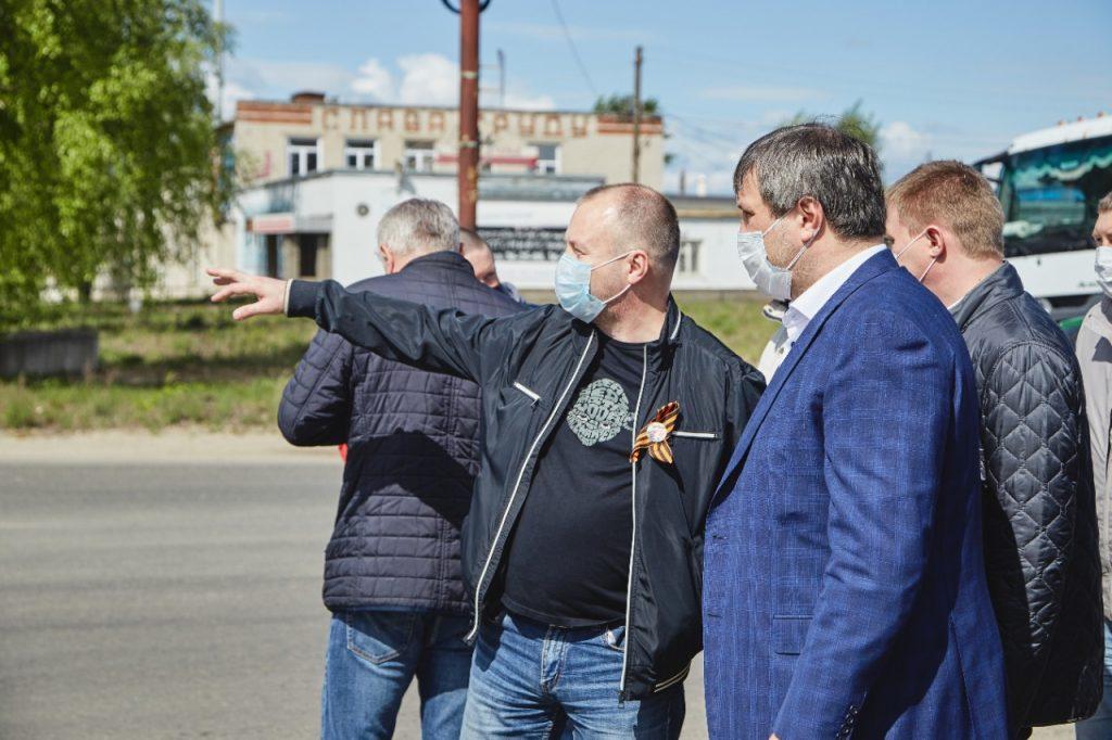 Работы поустройству ливневой канализации ведутся наулице Красноармейской вДзержинске