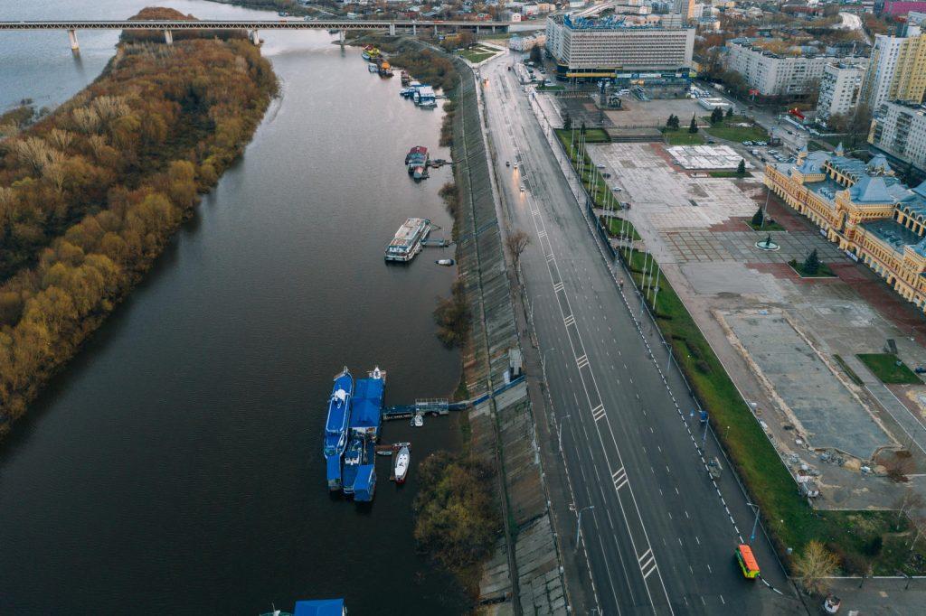 Обновлением Нижнего Новгорода попрограмме «#Среда 800» займутся ведущие архитектурные бюро совсей страны