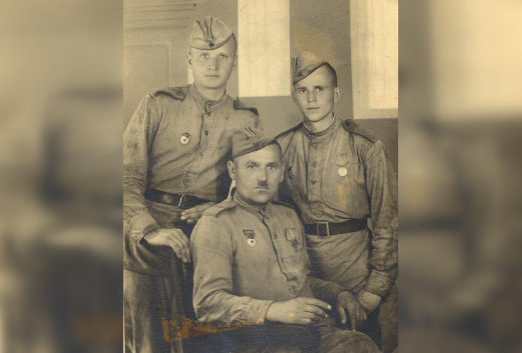 Уроженец Семёновского района Иосиф Галанин прошёл всю войну –  от Москвы до Берлина