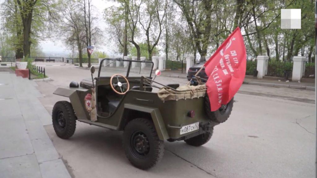 Преподаватели и студенты нижегородского политеха восстановили советский военный внедорожник