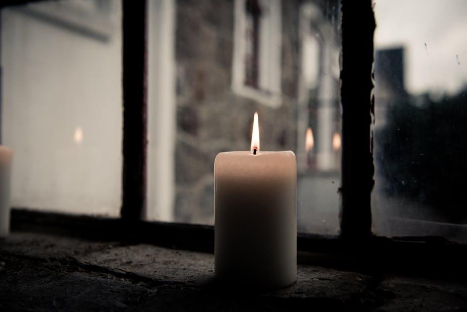 Нижегородцев призывают зажечь свечу в память о детях, не вернувшихся домой
