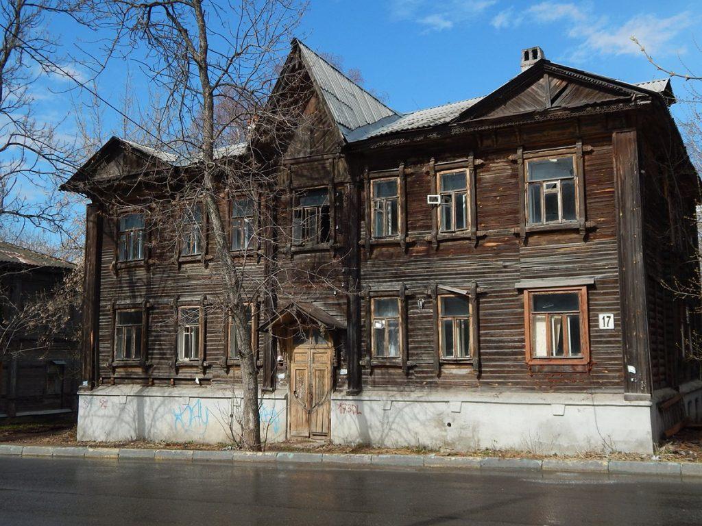 Два архитектурных памятника уничтожили в Нижегородской области