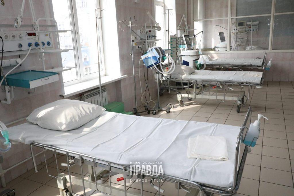 Опубликована интерактивная карта нижегородских больниц для пациентов с 😷 коронавирусом