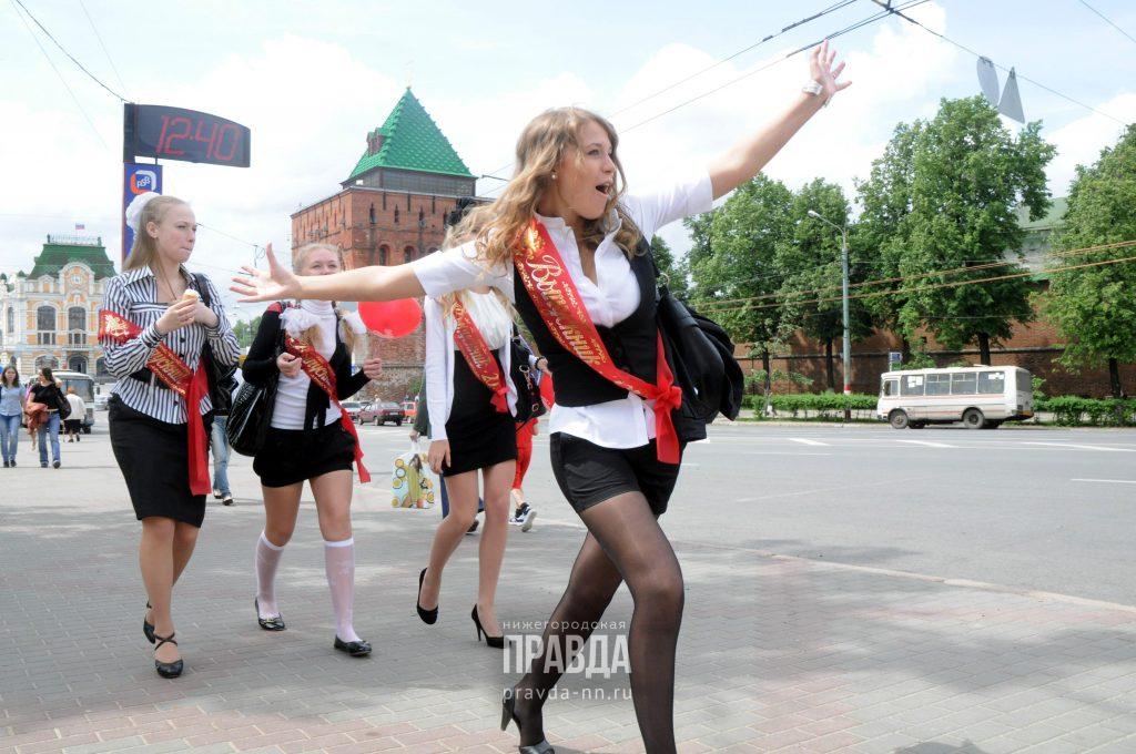 Онлайн-фестиваль «Рассвет» пройдет для нижегородских выпускников