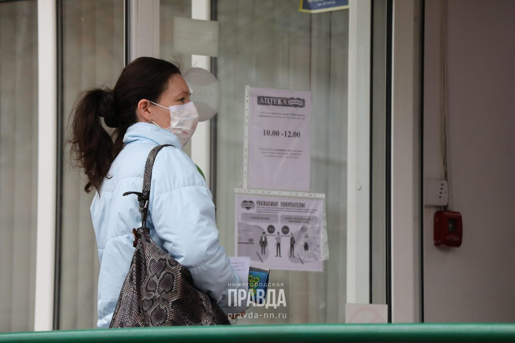 Глеб Никитин: «Почти 100 тысяч жителей Нижегородской области сдали тесты накоронавирус»