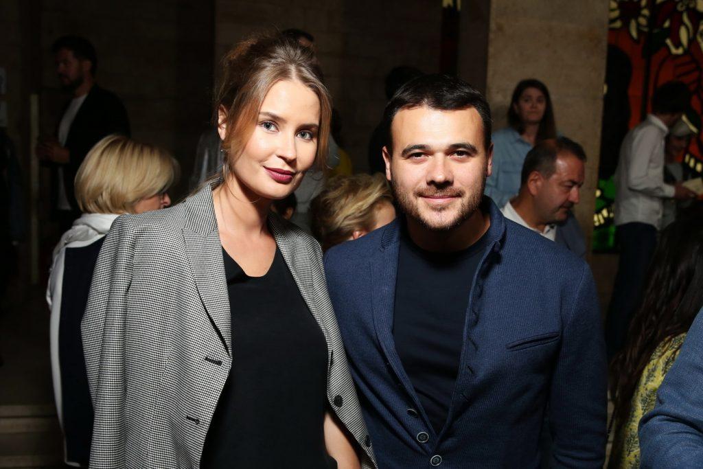 Эмин Агаларов разводится с женой