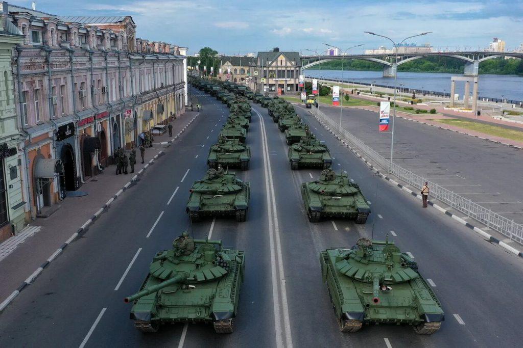 Где смотреть «Марш Победы»: рассказываем, как подключиться к трансляции торжественного мероприятия 24 июня