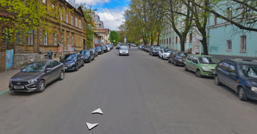 Улицу Семашко частично перекроют до сентября в Нижнем Новгороде