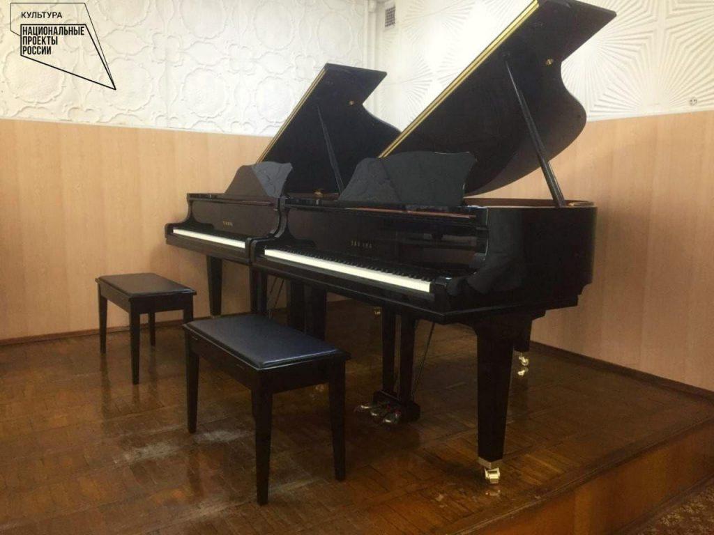 5,3 млн рублей получила детская музыкальная школа в Дзержинске назакупку музыкальных инструментов