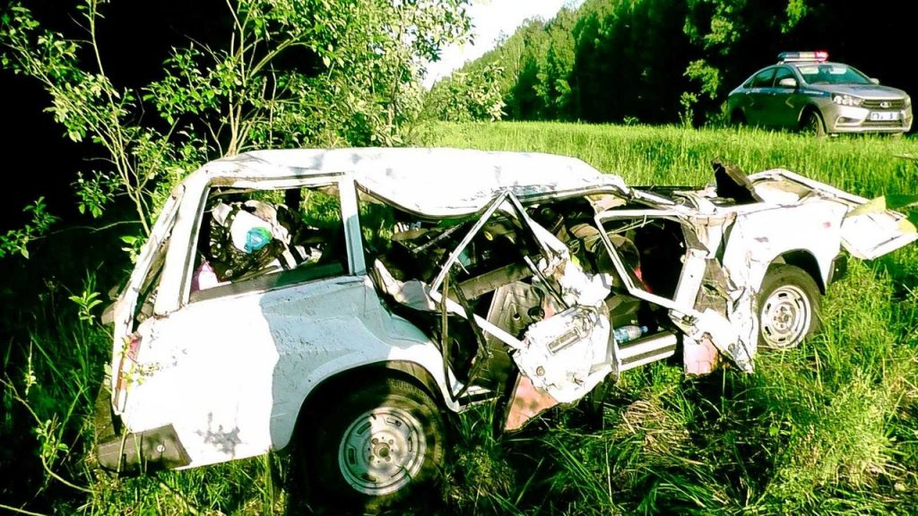 Семья с ребёнком попала в ДТП под Нижним Новгородом: есть погибшие