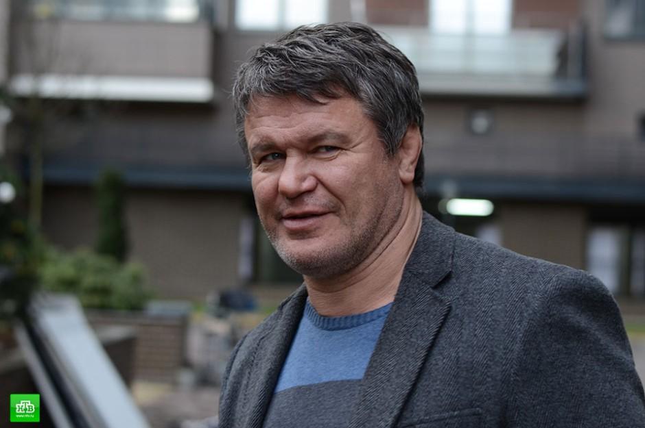 Олег Тактаров сыграл вместе с Кристиной Асмус в сериале «Герой по вызову»