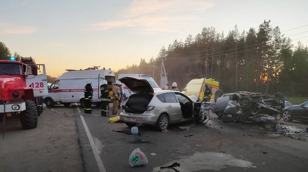 Нижегородскую область накрыла волна автоаварий: вспоминаем самые жуткие ДТП