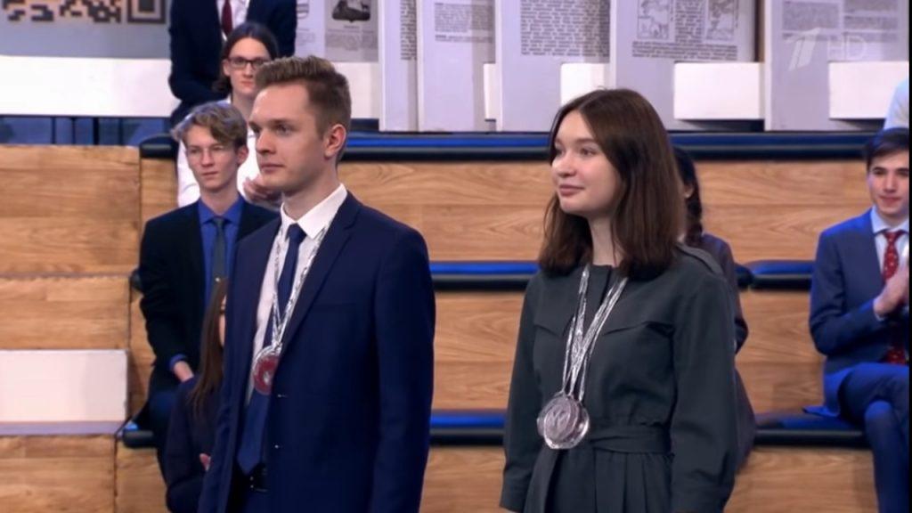 Нижегородская школьница стала победительницей легендарной ТВ-олимпиады «Умницы и умники»