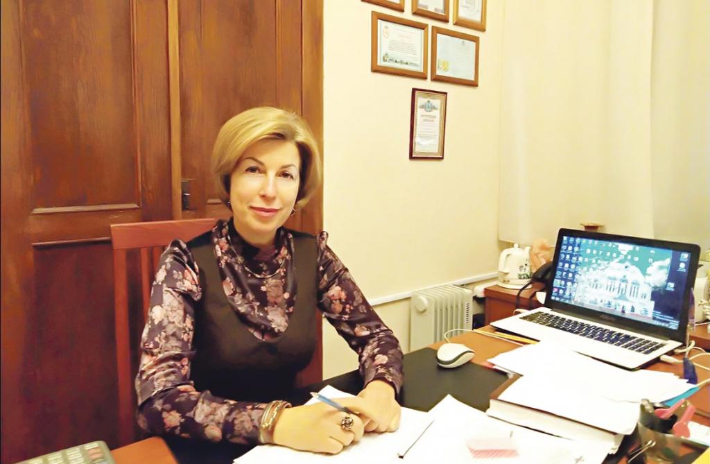 Наталья Панова: «Воспитание патриотизма – это государственная задача, которую нужно обязательно записать в нашу Конституцию»