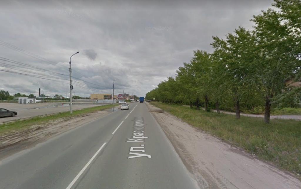 Реконструкция улицы Красноармейской началась в Дзержинске