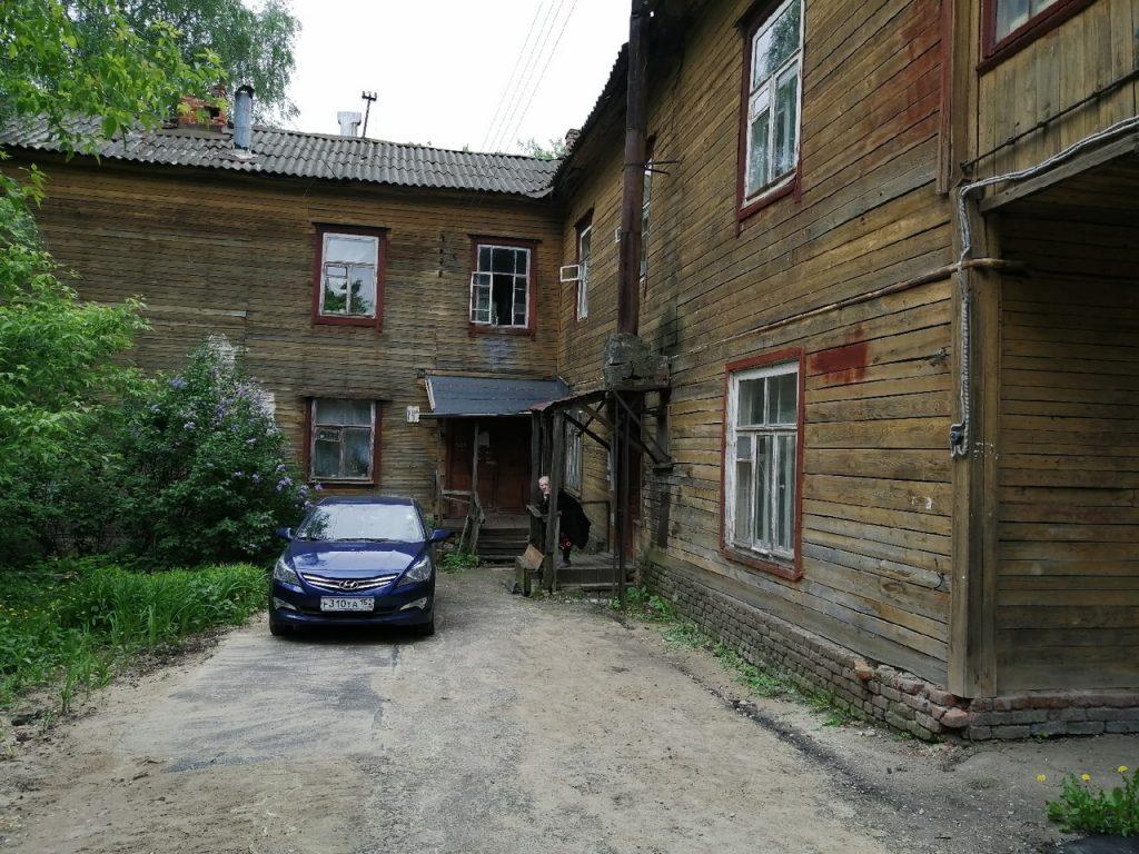 Столетний дом в Нижнем Новгороде отказываются признавать аварийным