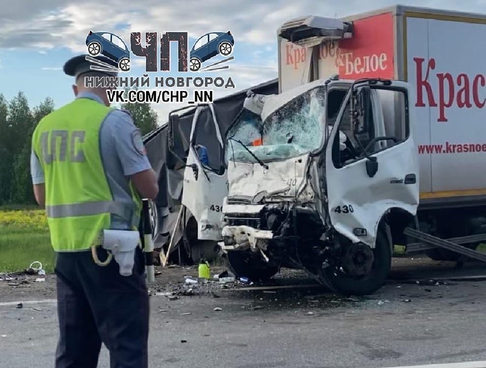 Пьяный водитель без прав устроил смертельное ДТП под Нижним Новгородом