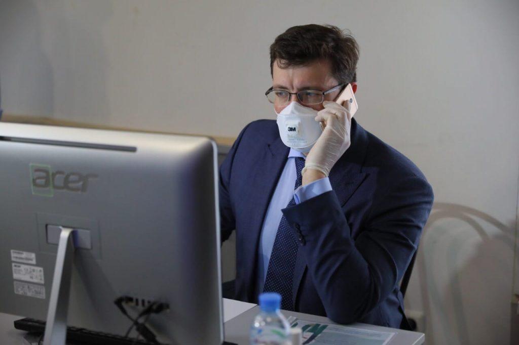 Глеб Никитин вошёл в рейтинг губернаторов-блогеров