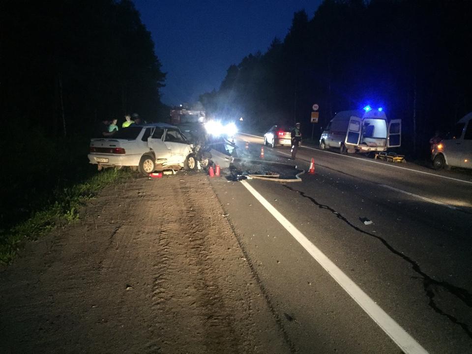 Четверо взрослых и трехмесячная девочка погибли в жутком ДТП под Нижним Новгородом