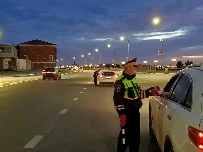 Семь пьяных водителей задержали в Нижнем Новгороде во время ночных рейдов