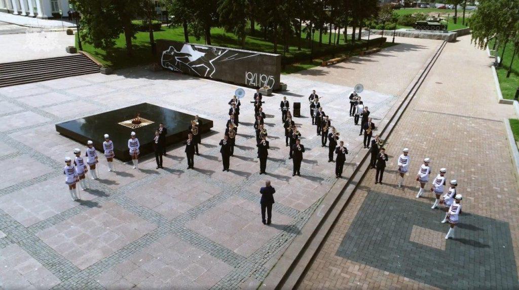 Онлайн-концерт международных оркестров вчесть 75-летия Победы вВеликой Отечественной войне пройдет 24июня