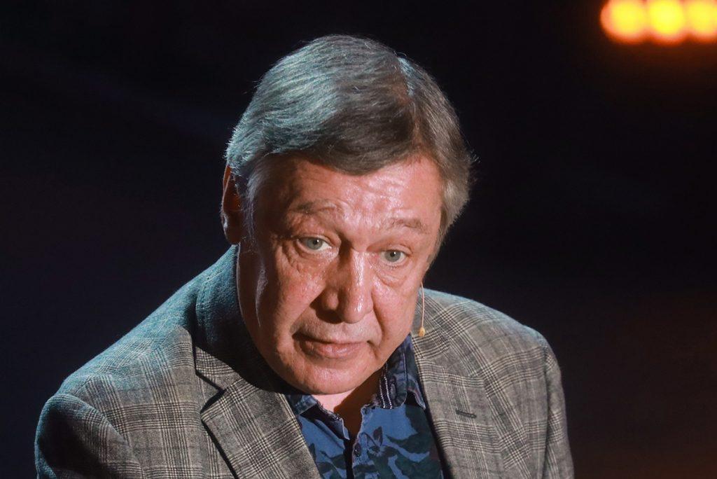 Михаил Ефремов отказался от вины за гибель водителя в пьяном ДТП
