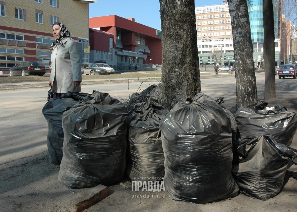 Жители поселков в Автозаводском районе вернулись к пакетному сбору мусора: разбираемся, нужны ли в частном секторе контейнеры