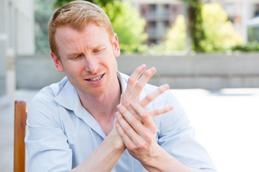 Ручной режим: о чём говорит боль в руках