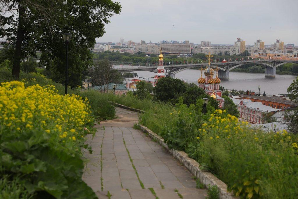 Качели для взрослых, место для слэклайна и туалеты: смотрим, как изменится набережная Федоровского
