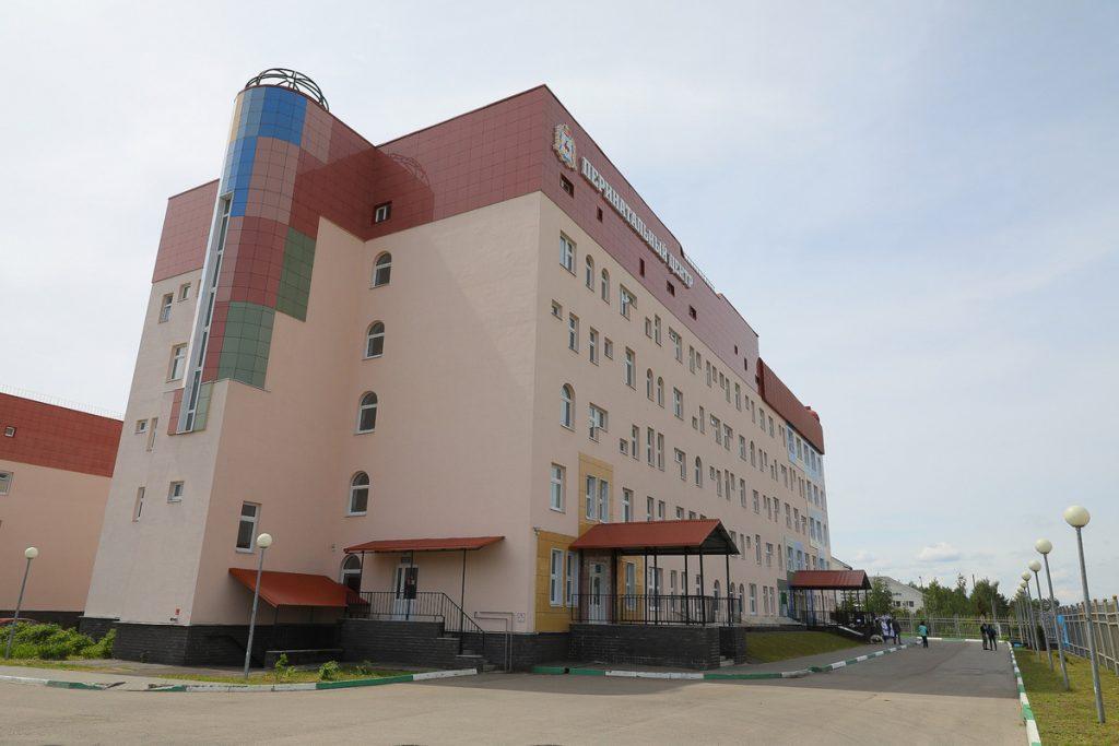 Перинатальный центр в Дзержинске отметил свой первый юбилей