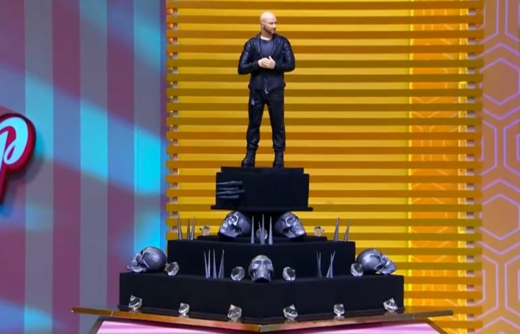 Нижегородцы приготовят трёхъярусный торт с черепами в шоу «Кондитер»