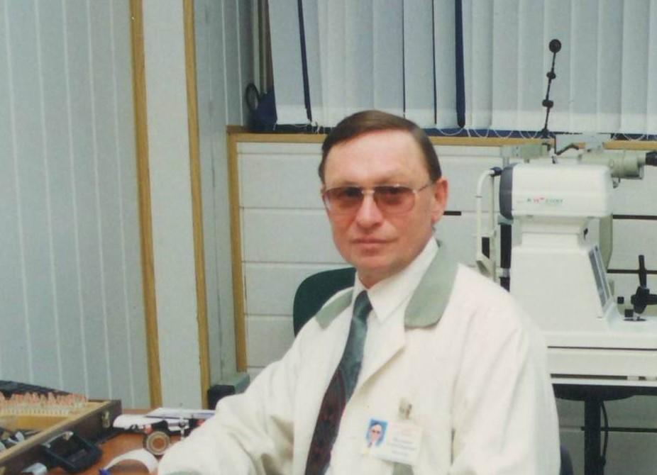 Скончался известный нижегородский офтальмолог Сергей Протопопов