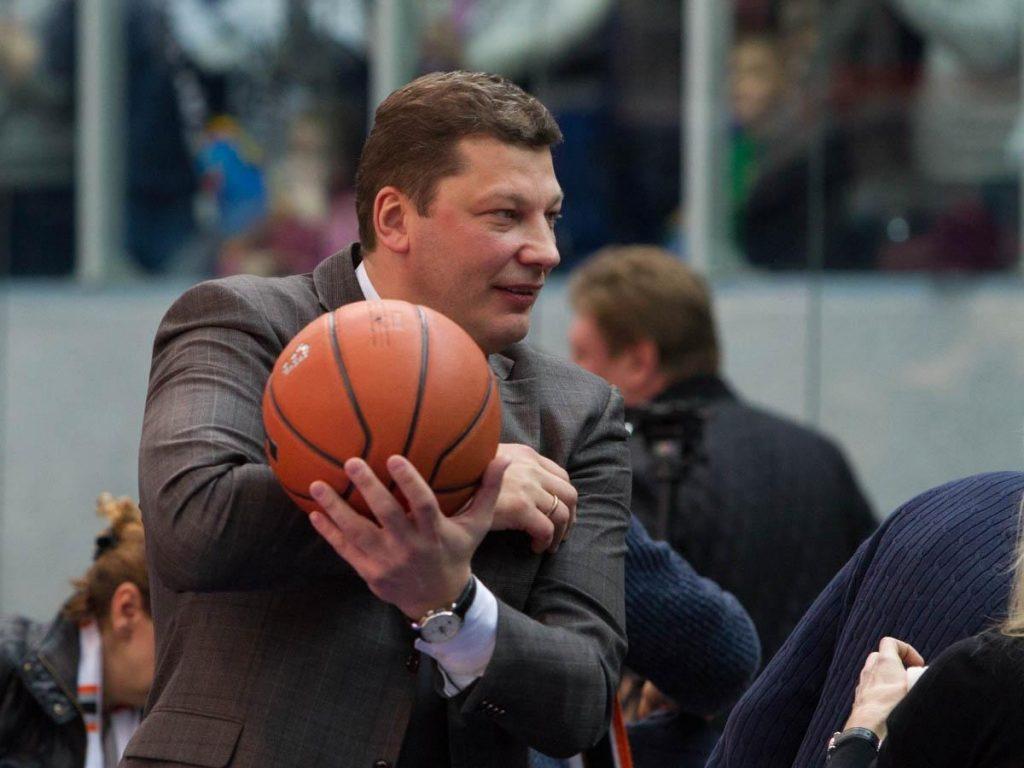 Генеральный менеджер БК «Нижний Новгород» Сергей Панов: «Придётся жить экономнее»