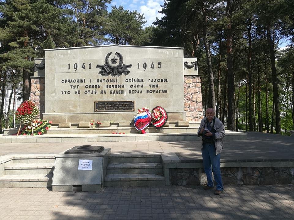 Пропавшего без вести на войне журналиста «Нижегородской правды» Григория Станиславюка нашли журналисты «Земли Нижегородской»