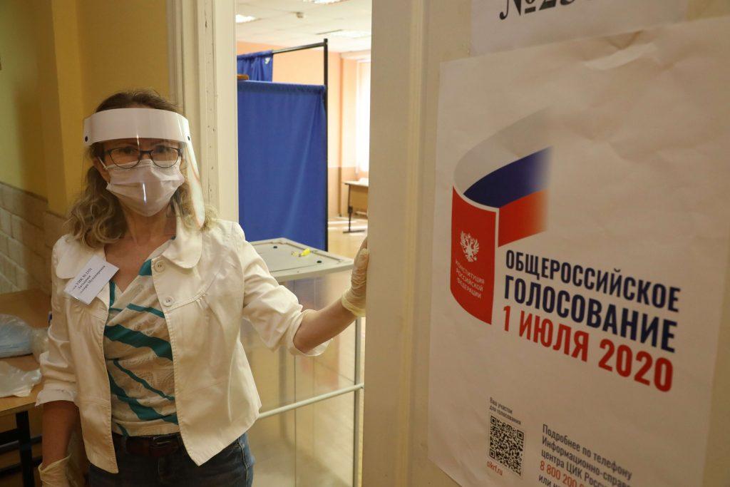 Валентина Цывова: «Противоэпидемический режим на избирательных участках полностью соблюдается»