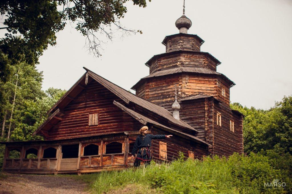 Музей «Щелоковский хутор» откроется 4 июля в Нижнем Новгороде