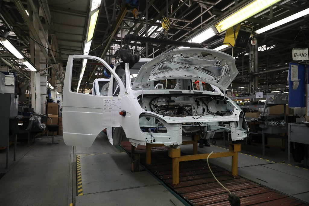 Двигатель прогресса: как строились непростые взаимоотношения Горьковского автозавода иЗаволжского моторного завода