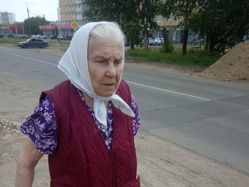 Волонтеры ищут родственников бабушки из Дзержинска