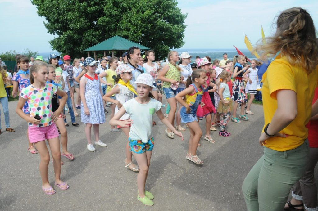 Открытие детских лагерей снова перенесли в Нижегородской области