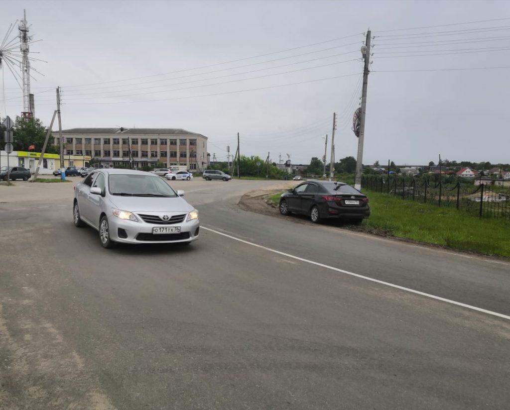 Дорогу Первомайск— Стеклянный отремонтировали задве недели врамках нацпроекта «Безопасные икачественные автомобильные дороги»