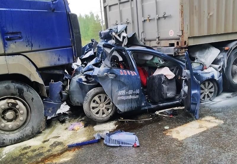 Жестокий урок: нижегородский автоинструктор погиб страшном ДТП