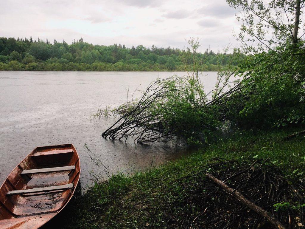 Подросток утонул на Ветлуге в Нижегородской области