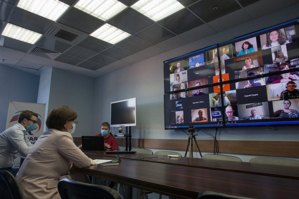 В Нижегородской области прошел обучающий курс для победителей предварительного голосования «Единой России»