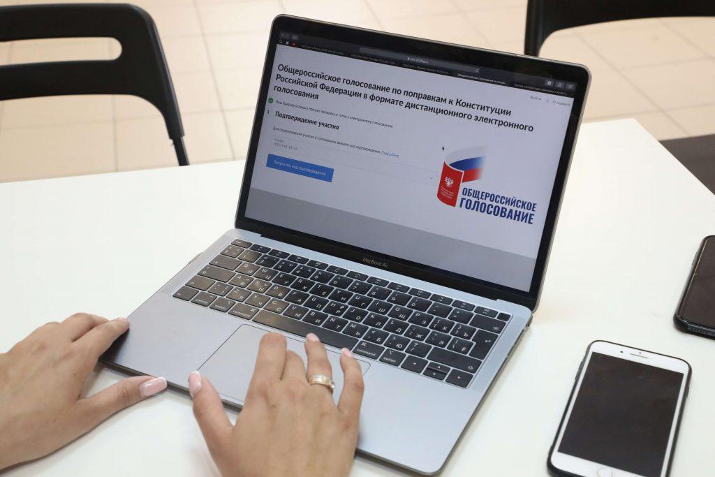 Андрей Жильцов: «Дистанционное голосование — очень удобный формат»