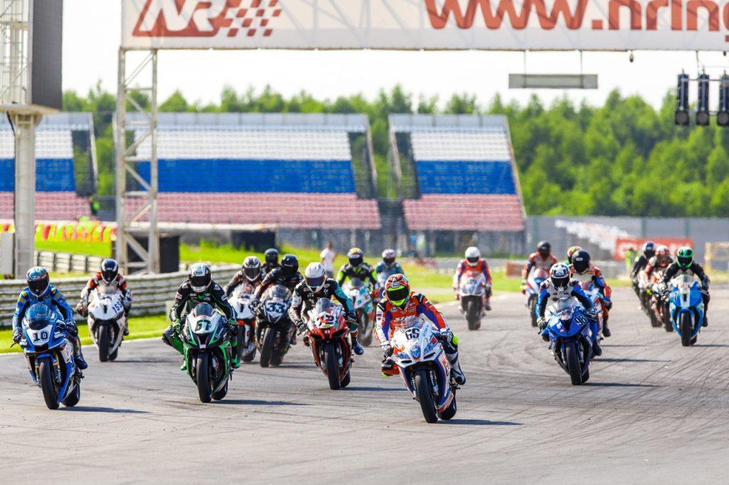 Мотогонки пройдут на «Нижегородском кольце» в начале июля