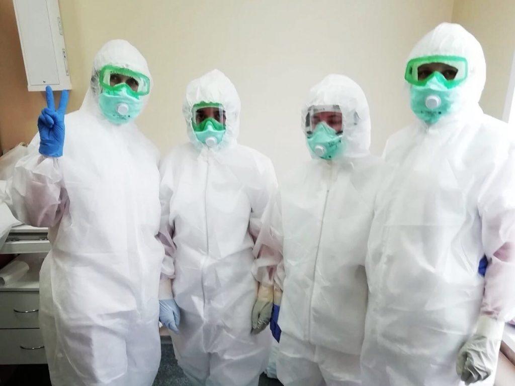 Нижегородская студентка-медик рассказала о своей работе в COVID-госпитале