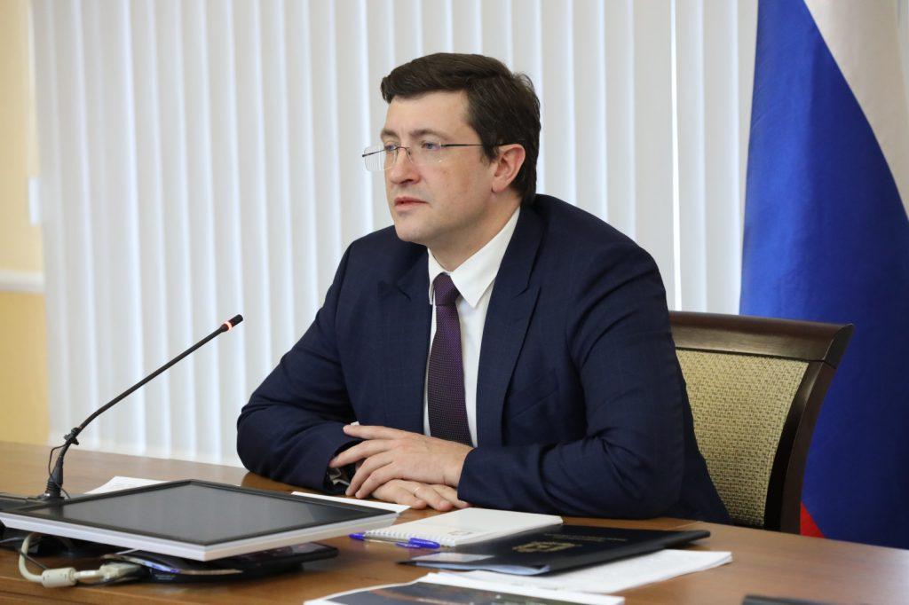 Глеб Никитин подписал распоряжение орегиональных стимулирующих выплатах сотрудникам медорганизаций, работающим сCOVID-19