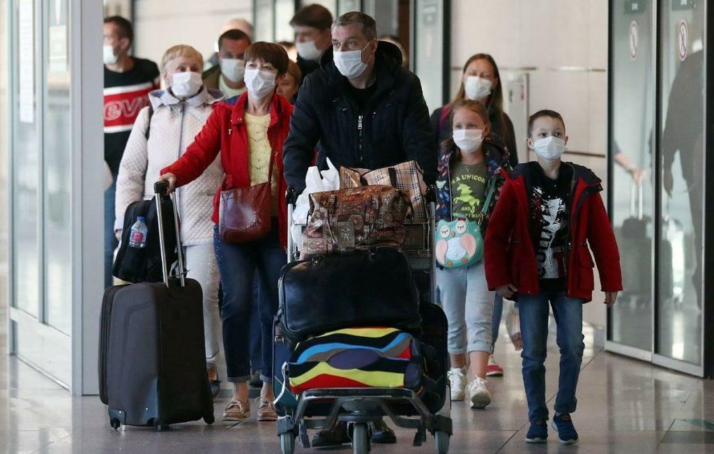 90% заразившихся коронавирусом за рубежом россиян вернулись из Турции