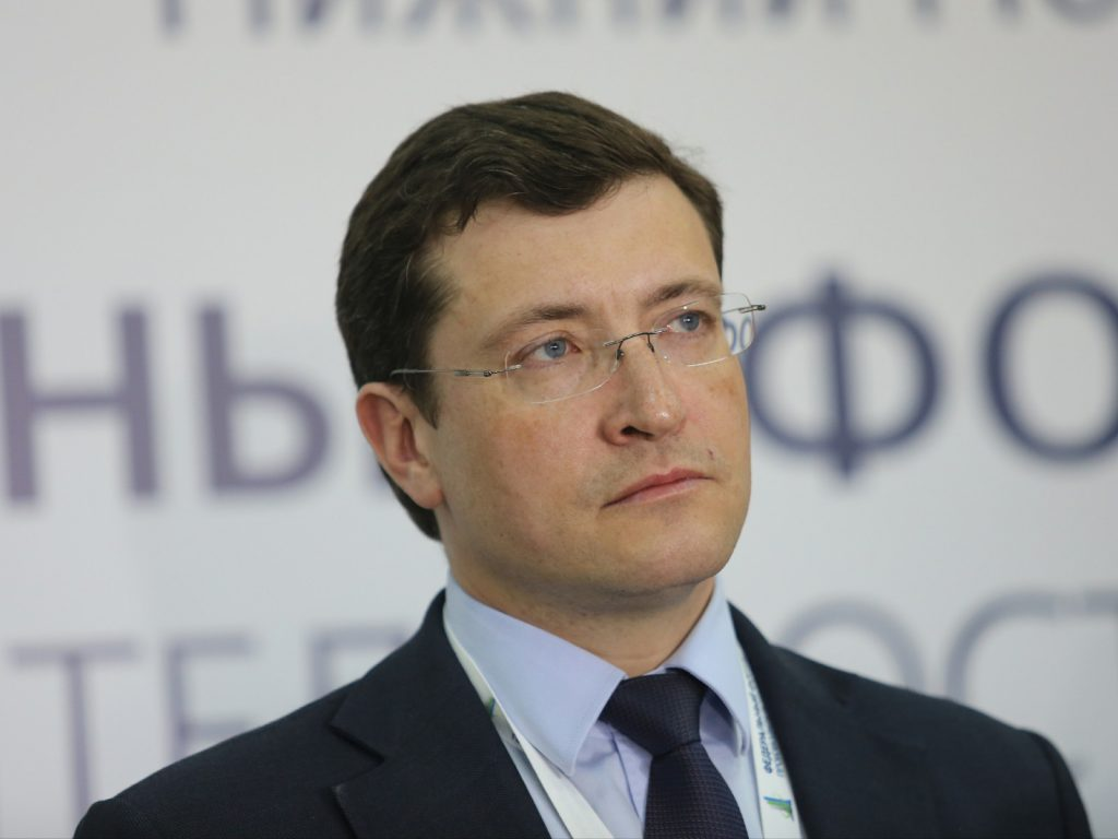 Глеб Никитин: «Более 290 тысяч жителей Нижегородской области сдали тесты накоронавирус»