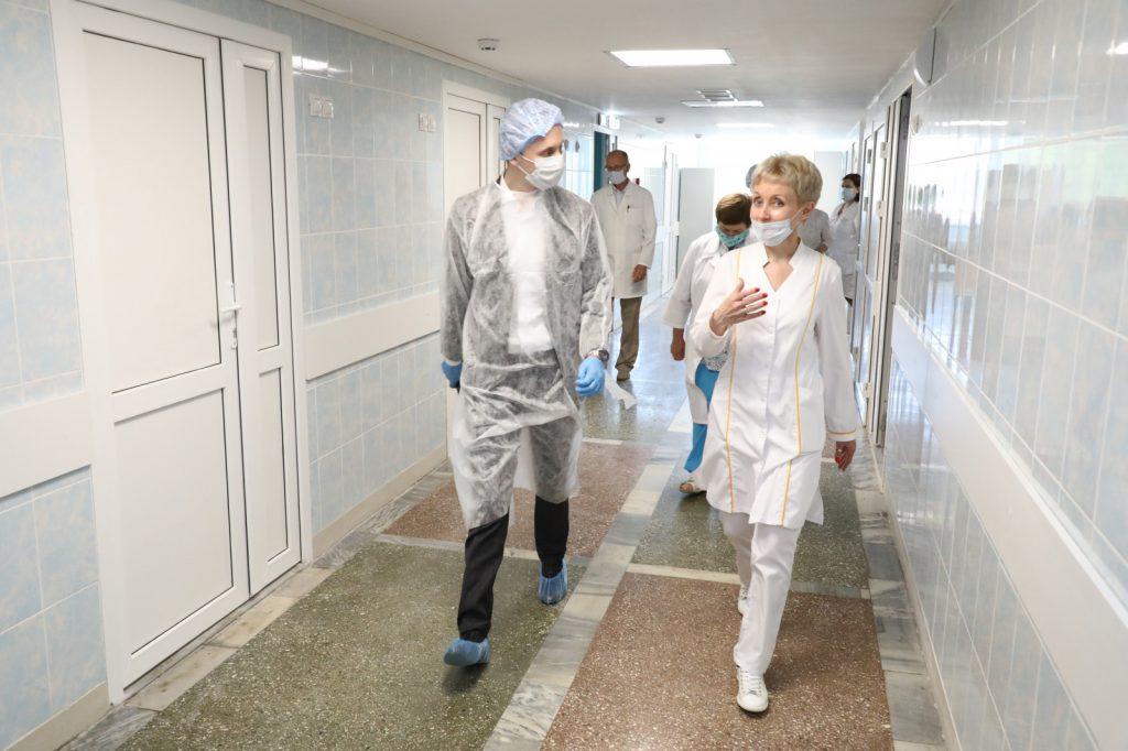 ВНижегородской детской областной больнице открылось новое онкологическое отделение